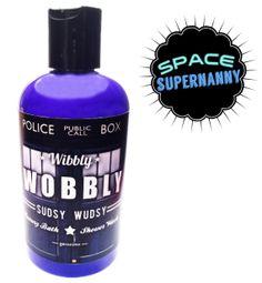 Wibbly Wobbly Sudsy Wudsy Luxury Bath & Shower by GeekApothecary, $16.00