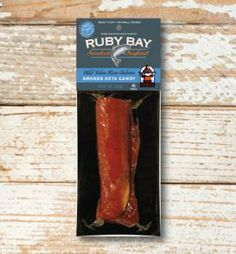 4 oz. Yukon Keta Salmon Candy | ACME Smoked Fish