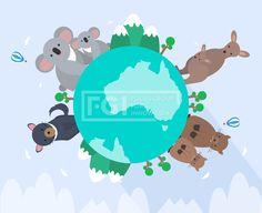 SILL225, 프리진, 일러스트, 세계동물, 지구, 글로벌, 여행, 해외, 동물, 벡터, 에프지아이, 심플, 배경, 백그라운드, 실루엣, 구름, 열기구, 나무, 식물, 산, 호주, 코알라, 캥거루, 청설모, 다람쥐, 지도, 세계, 지구본, 귀여운, 플랫, 일러스트, illust, illustration #유토이미지 #프리진 #utoimage #freegine 19983756