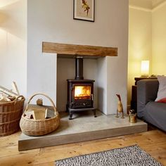 Image result for polished concrete hearth