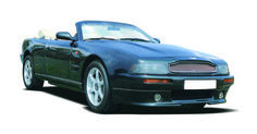 |1997-2000| Aston Martin V8 Volante. Discover more about our heritage at http://www.astonmartin.com/heritage #AstonMartin