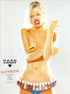 And often very, very sexy. | A Tribute To Hard Candy Nail Polish As You Knew It In The '90s