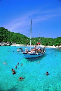 Antipaxos, Greece [One of the most beautiful beach on earth, in my humble opinion]