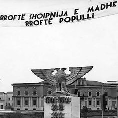 In the central of #Tirana in 1942. The Albanian #Kingdom (#Albanian: Mbretnija #Shqiptare, #German: Königreich #Albanien) existed between 1943 and 1944. Before the armistice between Italy and the Allied armed forces on 8 September #1943, #Albania had been in a de jure personal union with and was de facto under the control of the Kingdom of #Italy. After the armistice and the #Italian exit from the Axis, German #military #forces entered Albania and it came under German influence. The…