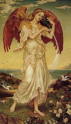 Göttin der Morgenröte x