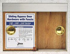 Johnson Hardware® Sliding Door Hardware