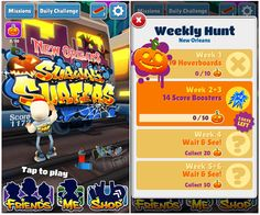 Subway Surfers Weekly Hunt – Tips, Tricks, Cheats #SubwaySurfers #Android #AndroidGames #Games #mobilegames #mobile #smartphone