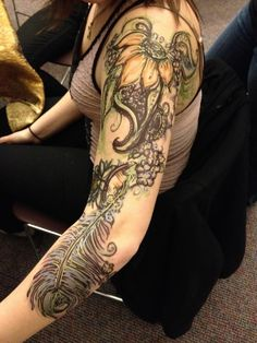 I want this style of tattoo