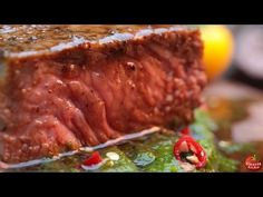 The Ultimate Steak! - Stone-Fried in the Forest - YouTube