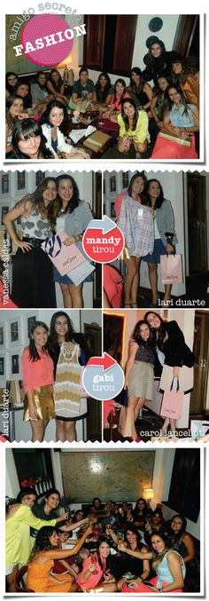 AMIGO SECRETO FASHION!