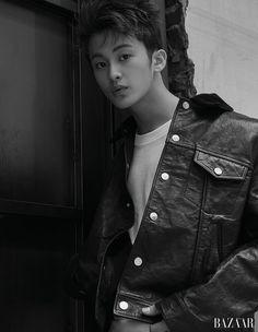 NCT visual attack for Harper's Bazaar August issue Mark Lee, Nct Yuta, Capitol Records, Jaehyun, Shinee, Kpop, Nct 127 Mark, Zen, Lee Min Hyung