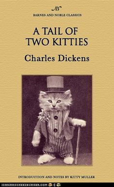 Great Literature Of Cats 101