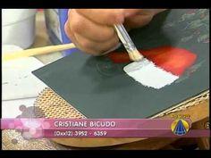 CRISTIANE BICUDO - Pintura de Natal -Sabor de Vida - 04.11.2010