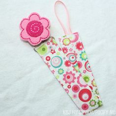 Soothie Pacifier Clip