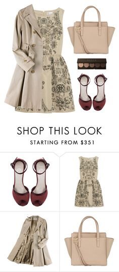 """""""Poise"""" by blweideman ❤ liked on Polyvore featuring A.P.C., RED Valentino, Opening Ceremony and Salvatore Ferragamo"""