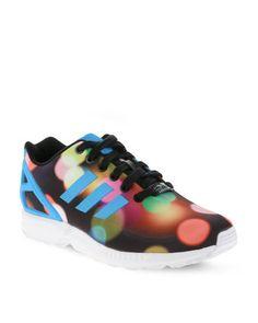 quality design aa6bb 3e5d5 adidas ZX Flux Low-Cut Sneakers Multi Black