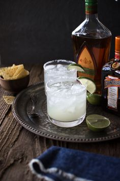 How to Make the Perfect Margarita on the Rocks | The Flourishing Foodie