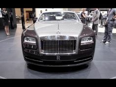 2014 Rolls-Royce Wraith - 2013 Geneva Motor Show