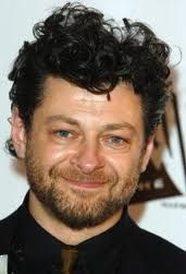 Andy Serkis.  Charles Says: Ok if you don't mind looking like an Eastend gangster.