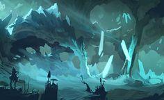 http://exphrasis.deviantart.com/art/Ice-Cove-463104970