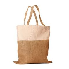 Jute Shopping Bags - Great for corporate events, gifts, weddings and more.