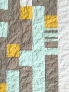 New to skybluepinkstudio on Etsy: Modern Baby Quilt-Modern Toddler Quilt-Baby Quilt Blanket-Handmade Baby Quilt-Baby Quilts for Sale-Arrow Boho Tribal-Mint Toddler Quilt (185.00 USD)