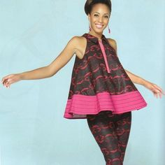 Cutie Short Ankara Gown Styles for Pretty Ladies – DeZango Fashion Zone Latest African Fashion Dresses, African Print Dresses, African Dresses For Women, African Print Fashion, African Attire, African Wear, African Women, African Prints, Ghanaian Fashion