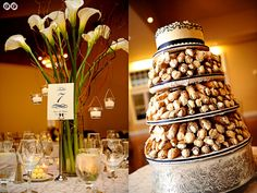 pretty sure this is the best cake ever!  cannoli cake! This looks like the one!!!