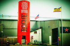 Rogue Brewery, Newport, Oregon