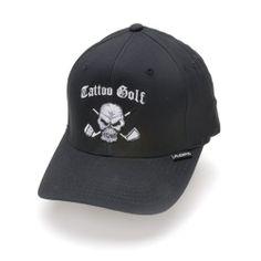 Large Skull Design (Black) Golf Hat by Tattoo Golf. Buy it   ReadyGolf 88ea903f503a