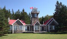 Summerside Range Front Light, MacCallums Point, Prince Edward Island