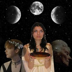 Triple Goddess Within