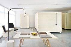Atelier House by Harry Thaler #design #interior