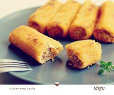 Pyszne i szybkie rozwiązanie na imprezę? Krokiety #Virtu! :)
