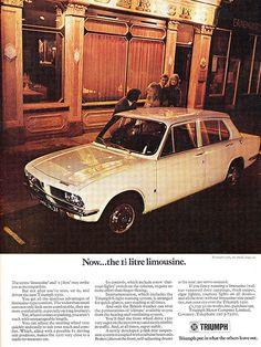 Triumph 1500 ad 1971