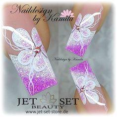 (notitle) Bianca F / Kamilla A Manicure, Shellac Nails, Acrylic Nails, Nail Designs Spring, Cute Nail Designs, French Nails, Cute Nails, Pretty Nails, Nagellack Design