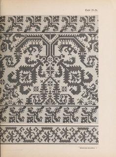 Gallery.ru / Фото #61 - Musterbucher altitalienischer Leinen Stickerei 1881 - shtushakutusha