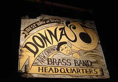 donna's bar and grill