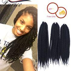 Crochet Braiding Hair Extension Havana Mambo Twist