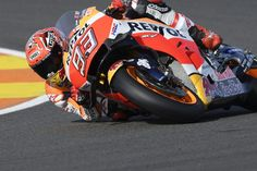 MotoGP: Marc Márquez superior no warm-up