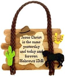 Western Themed Craft for VBS. Lots of Wild West Crafts for this years VBS on… Vbs Crafts, Church Crafts, Camping Crafts, Crafts For Kids, Magnets Crafts, Cowboy Crafts, Western Crafts, Bible School Crafts, Bible Crafts