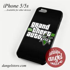 GTA V Phone case for iPhone 4/4s/5/5c/5s/6/6 plus