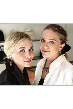MARY-KATE + ASHLEY | THE ROW STORE | LA TIMES - Olsens Anonymous
