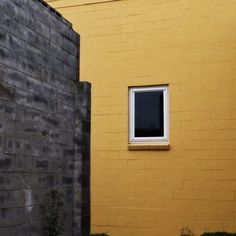 """""""Yellow and Gray with Window"""" 