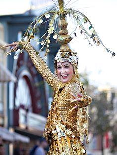 Disneyland Mickey's Soundsational Parade Performers