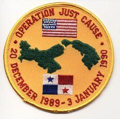 Operation Just Cause : Panama 1989