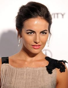 Camilla Belle at the Art of Elysium Charity Gala