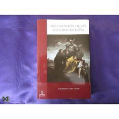 Declaración de las pinturas de Goya / José Manuel B. López Vázquez PublicaciónA Coruña : Diputación Provincial de A Coruña, 1999