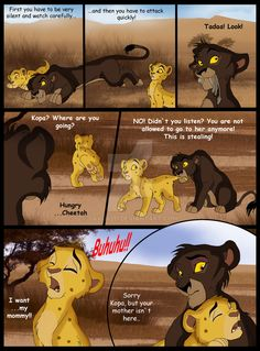 outcast by on DeviantArt Lion King Story, Lion King Fan Art, Cheetah Family, Lion Kingdom, Lion King Drawings, Photo To Cartoon, Disney Jokes, Furry Drawing, Cheetahs