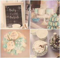 Frozen Inspired Birthday Party via Kara's Party Ideas | KarasPartyIdeas.com | The Place for All Things Party! (3)